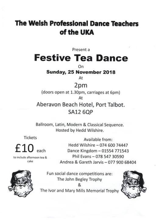 Contact us if you would like to come along to this exciting festive afternoon